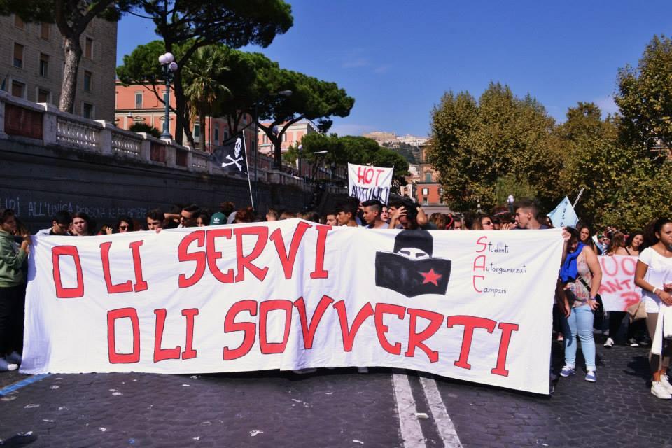 Napoli, studenti e docenti universitari in assemblea, il 6 dicembre in piazza