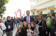 Napoli: I bambini protagonisti 'Villa dei Balocchi'