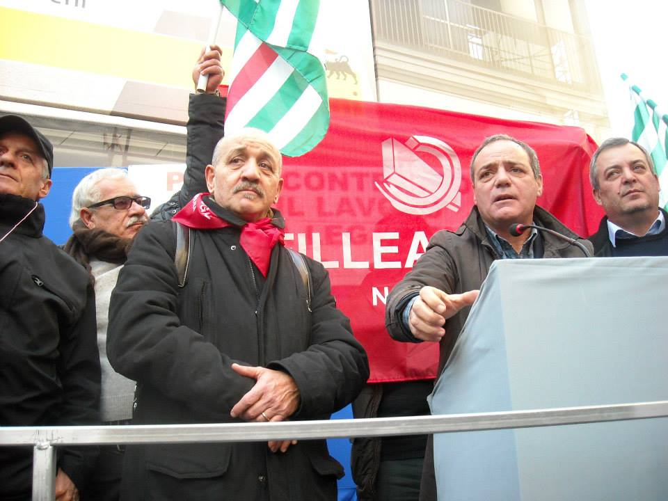 Cgil: Il congresso degli edili della Campania travolti dalla crisi e dalla disoccupazione