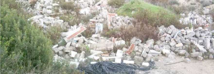 Rifiuti speciali: migliaia tonnellate provenienti dalla Campania emergono da scavi nel foggiano