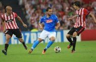 Champions: Napoli crolla a Bilbao, fuori da fase a gironi