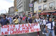 """Campania, vertenza Astir: i lavoratori contestano l'accordo. """"E' una truffa"""""""