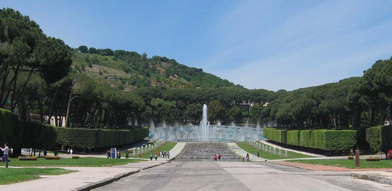 La Mostra d'Oltremare apre al pubblico gli impianti idraulici della Fontana dell'Esedra