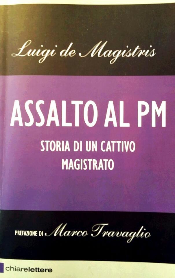 Luigi de Magistris,  dietro le ingiustizie un uomo