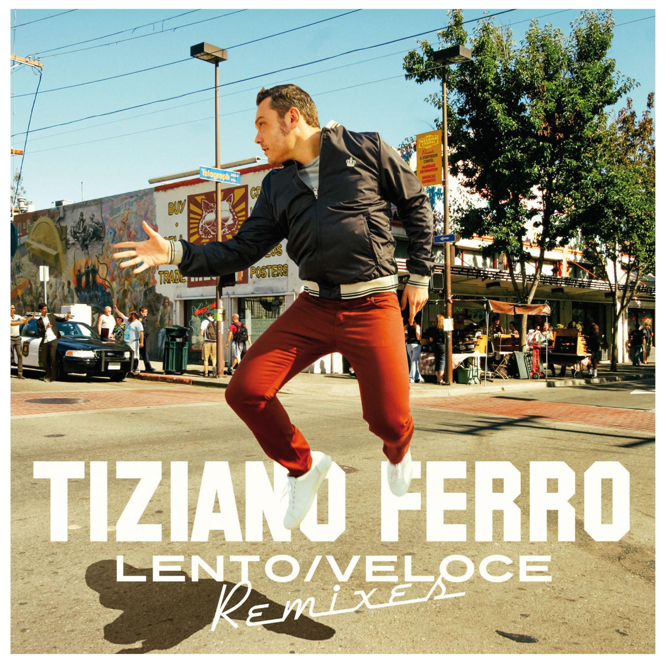 Tiziano Ferro: il remix di Lento/Veloce firmato Gianluca Carbone di Radio Marte