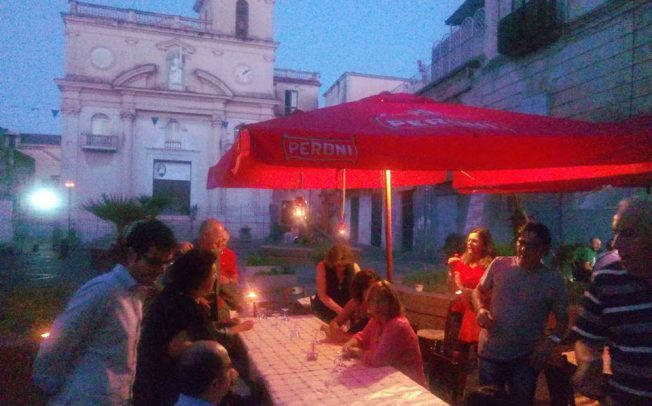 La grande festa a Piscinola