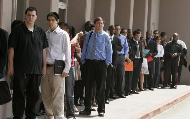 Stati Uniti: richieste sussidi disoccupazione +66mila. Top da novembre 2012