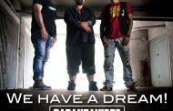 "Paranza Vibes Feat. Zulù (99 Posse), in uscita il singolo ""WE HAVE A DREAM"""