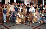 Casoria applaude Africo, Vento di Tempesta del Maestro Marino