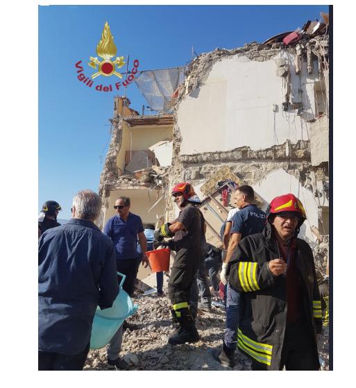 Crollo di Torre Annunziata, tra le vittime una dirigente della Cgil e la sua famiglia